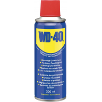 WD-40 Multifunktionsspray Classic 200 ml Dose